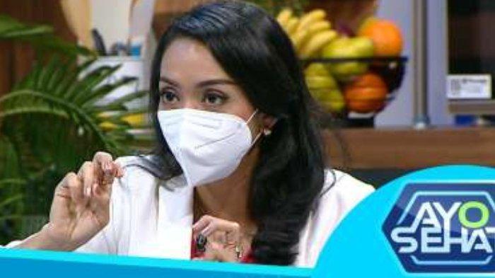 Dokter  spesialis gizi klinik, dr Diana Suganda, berbicara mengenai stunting