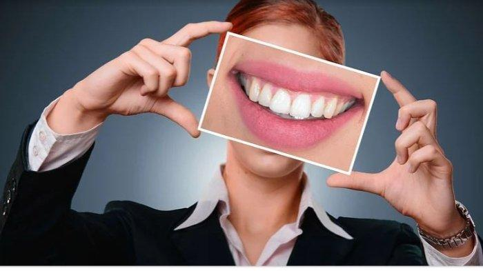 Ilustrasi gigi - Menjaga kesehatan gigi dan mulut