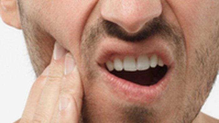 ilustrasi gigi sensitif