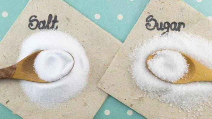 Sedikit Memberikan Garam dan Gula pada Anak, Bukan Berarti Tidak Sama Sekali