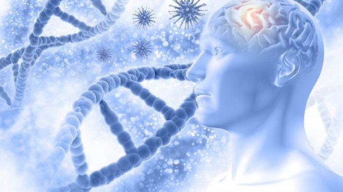 Ilustrasi faktor genetik
