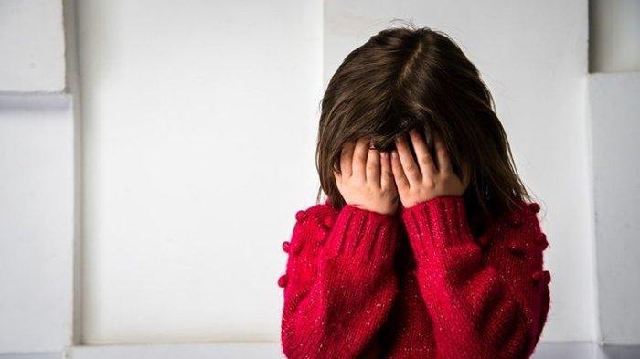 Ilustrasi anak mendapatkan kekerasan dari orangtuanya.