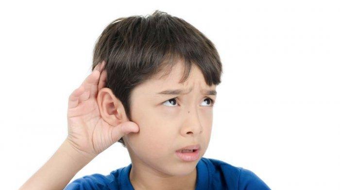 Waspada, Gangguan Pendengaran bisa Sebabkan Gangguan Bicara pada Anak, Ini Penjelasan Dokter