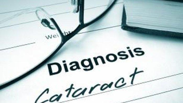Ilustrasi diagnosis katarak