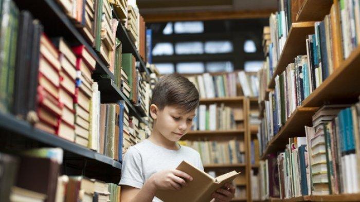 Ilustrasi disleksia, gangguan bahasa pada anak