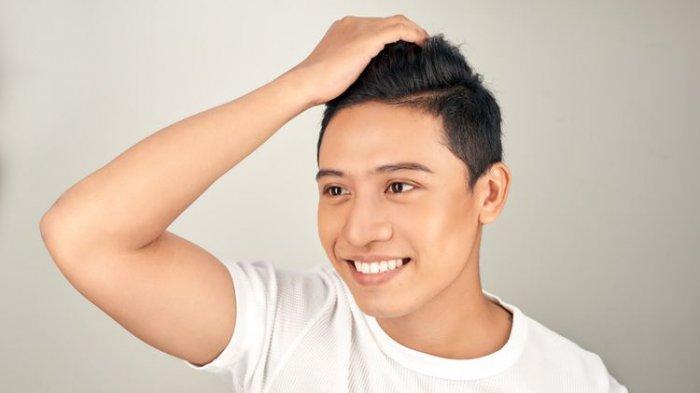 Ilustrasi efek samping pemakaian gel rambut