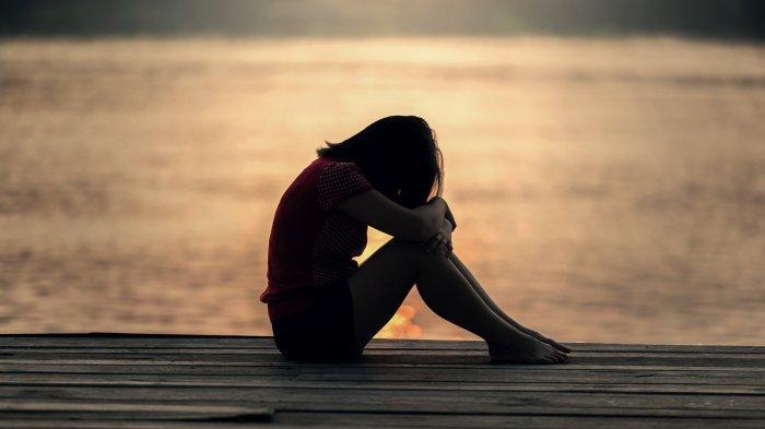 Ilustrasi kesehatan mental remaja