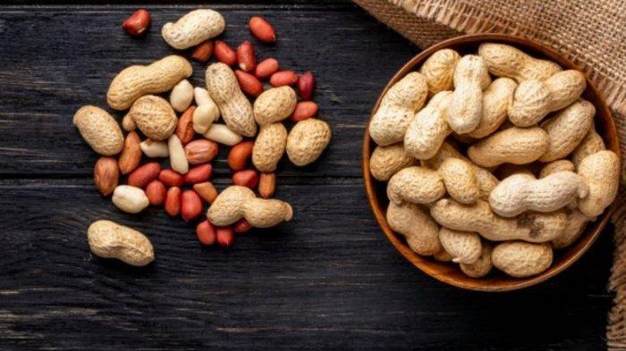 dr. Lusiyanti: Terlalu Banyak Konsumsi Kacang Tanah Dapat Memicu Terjadinya Penyumbatan Pori-pori