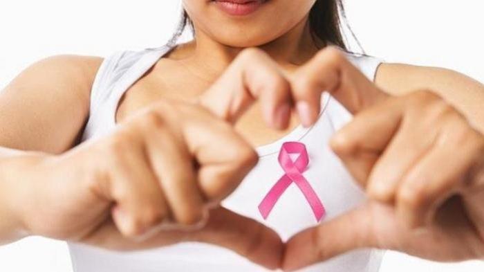 Ilustrasi kanker payudara