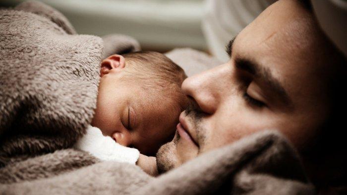 Ilustrasi kebutuhan tidur anak dan orang dewasa