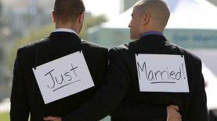 Ilustrasi kehidupan gay atau homoseksual