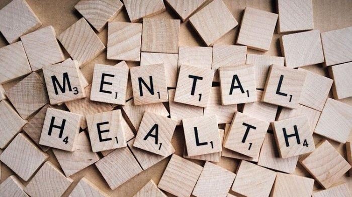 Ilustrasi kesehatan mental