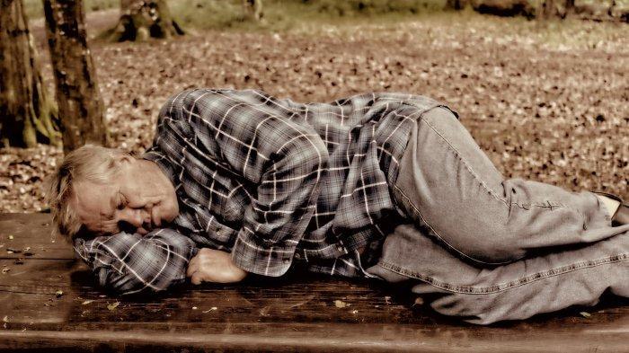 Ilustrasi dampak gangguan tidur