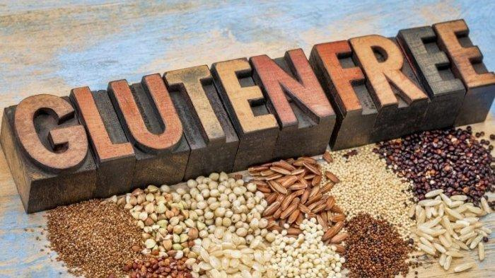 Ilustrasi makanan glutenfree