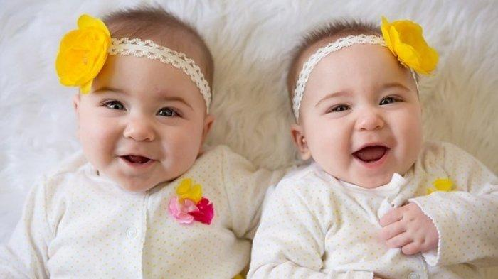 Ilustrasi memiliki bayi kembar