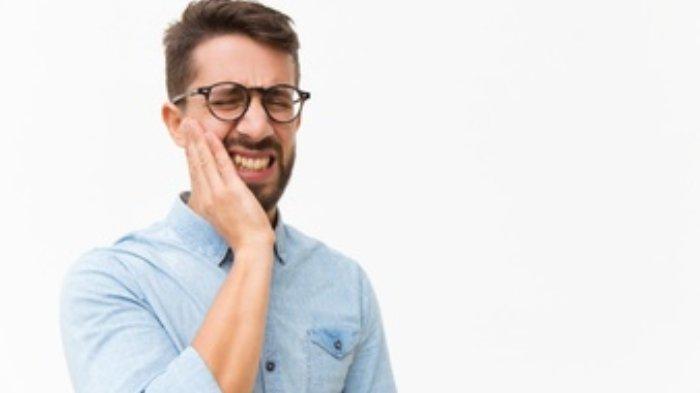 Ilustrasi mengalami periodontitis