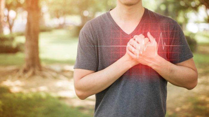 Dokter Sebut Umumnya Penderita Serangan Jantung Terasa Sesak dan Nyeri Area Dada Sebelah Kiri