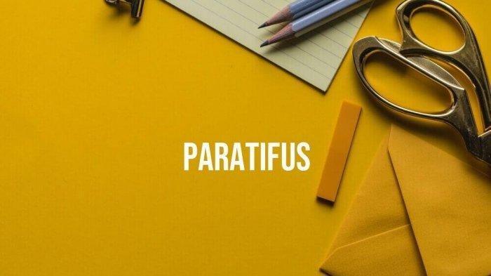 ilustrasi paratifus