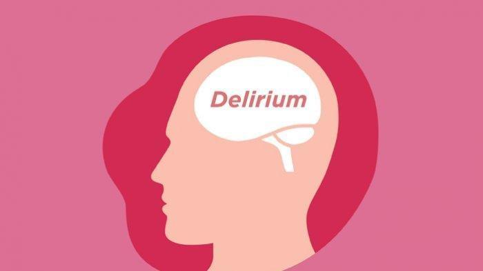 Ilustrasi penderita delirium