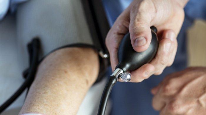 Ilustrasi penderita hipertensi