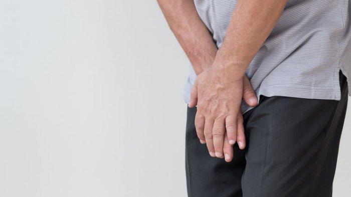 Ilustrasi penyakit mikropenis pada pria