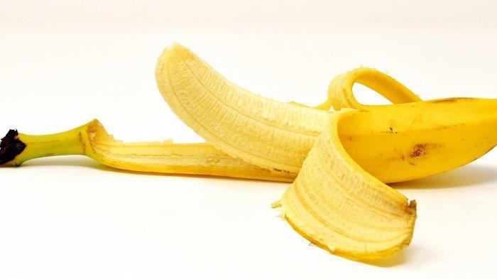 Ilustrasi derajat ereksi pria seperti pisang