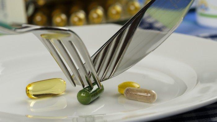 Apakah Suplemen Bisa Menggantikan Makanan? Ini Jawaban Ahli Gizi, R. Radyan Yaminar, S.Gz