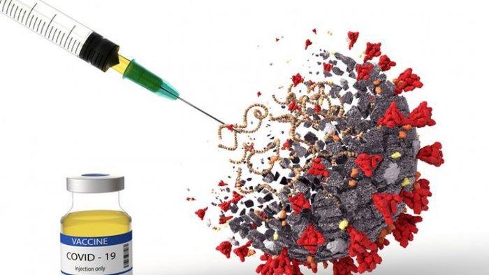 Juru Bicara Vaksinasi Kementerian Kesehatan Sebutkan Gejala dan Efek Samping Vaksin AstraZeneca