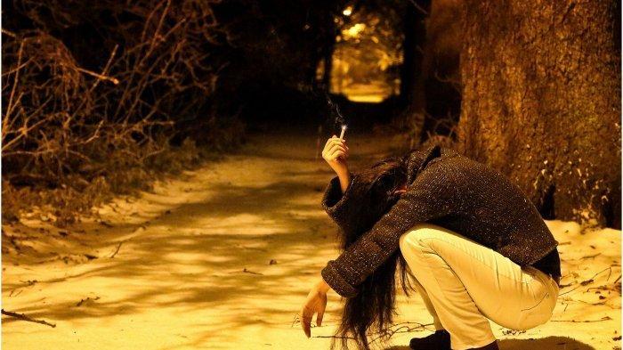 Ilustri tidak siap berhenti merokok