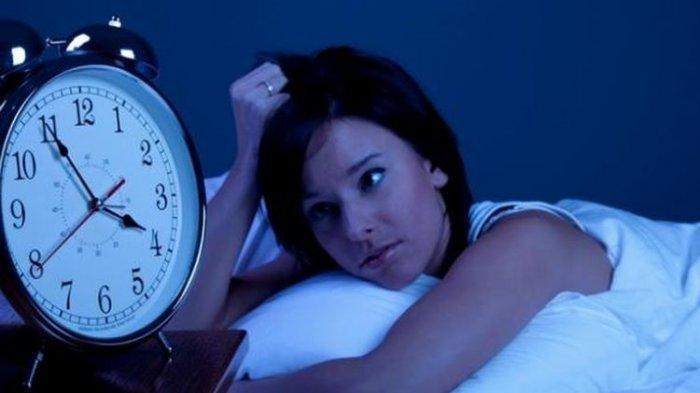 Akibat dari Insomnia, saat Bangun Tidur Badan akan Terasa Lelah dan Mengantuk