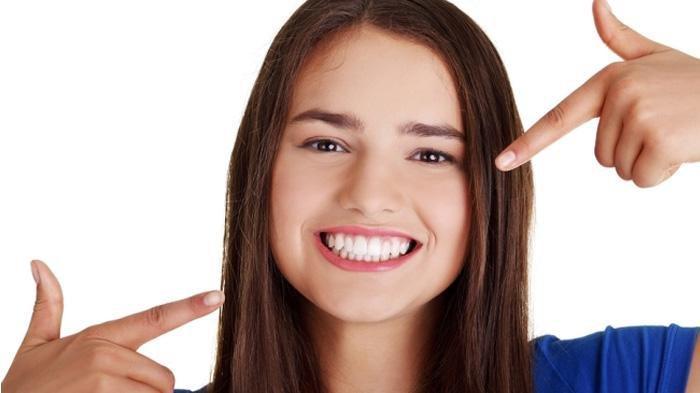 ilustrasi kebersihan rongga mulut