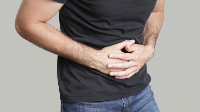 ilustrasi seseorang menderita diare