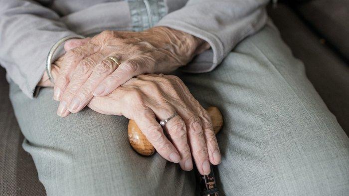 Kulit seorang lansia
