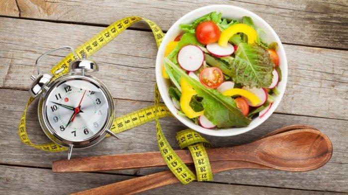 ilustrasi makanan sehat anak kos