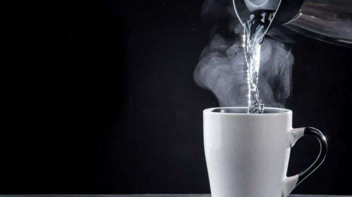 ilustrasi minuman panas