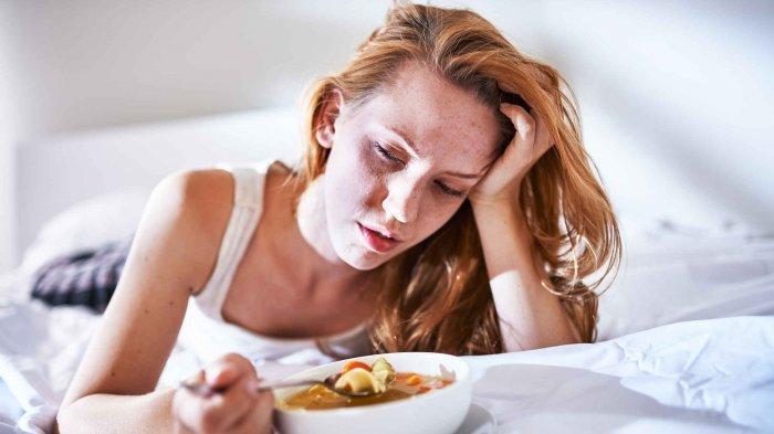 ilustrasi penurunan nafsu makan
