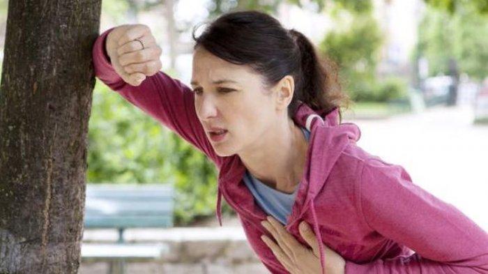 Angina, Nyeri di Dada Akibat Berkurangnya Aliran Darah ke Jantung, Ada yang Pemicunya Tak Terduga