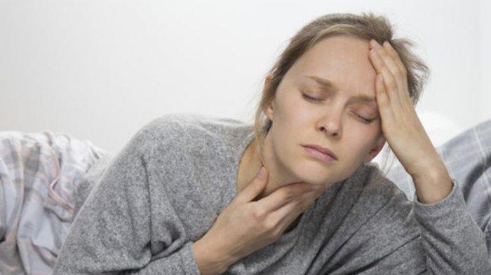 Waspada Makanan Bertekstur Kering dan Keras Menjadi Penyebab Sakit Tenggorokan