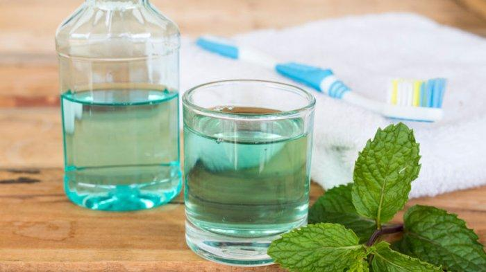 drg. Anastasia : Disarankan Membuat Obat Kumur Sendiri Menggunakan Bahan Herbal