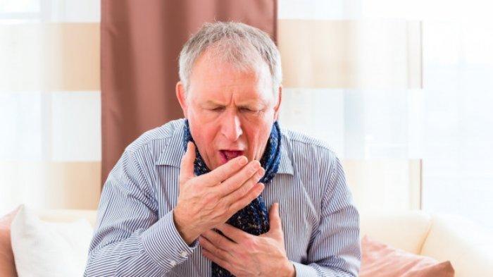 ilustrasi penderita penyakit paru obstruktif kronik