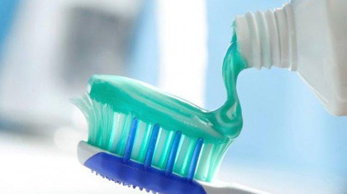 Ilustrasi pasta gigi, menurut drg. R. Ngt. Anastasia Ririen