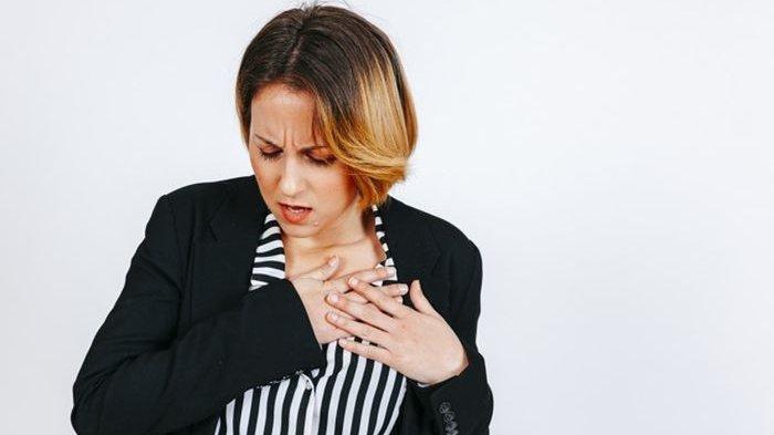 ilustrasi pembengkakan jantung