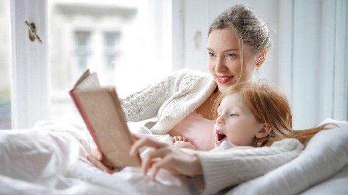 ilustrasi peran orangtua saat masa golden age anak