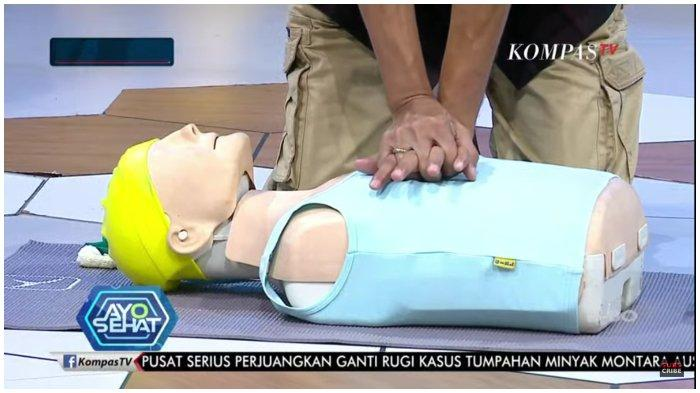 Dok, Apakah Benar jika Orang Awam Beri CPR Malah Berisiko Sebabkan Patah Tulang pada Korban?