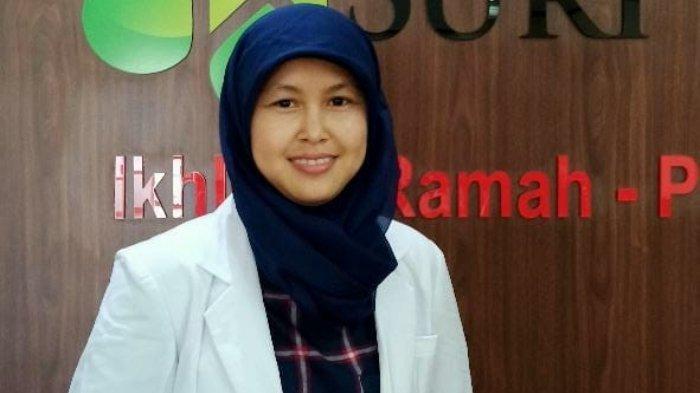 Profil dr. Asih Anggraeni, Sp. OG (K) yang berpraktek di RS Nirmala Suri Sukoharjo.
