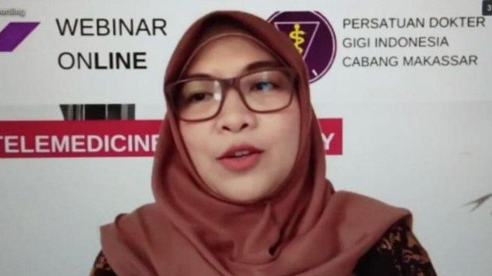 Profil drg. Ummi Kalsum, MH.Kes.,Sp.KG. Dokter gigi spesialis konservasi gigi yang berpraktik di RSUD Sayang Rakyat Sulawesi Selatan