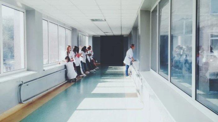 Ilustrasi kondisi rumah sakit