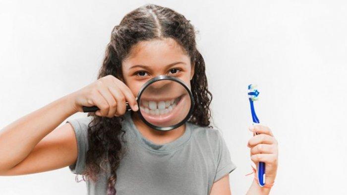 ilustrasi menjaga kesehatan gigi