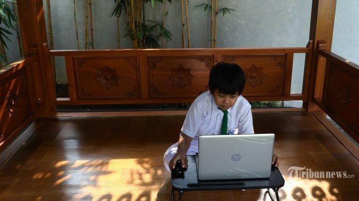 Dokter Anak Tak Menampik Ada Dampak Negatif jika Anak Terlalu Lama Belajar Online, Apa Saja?