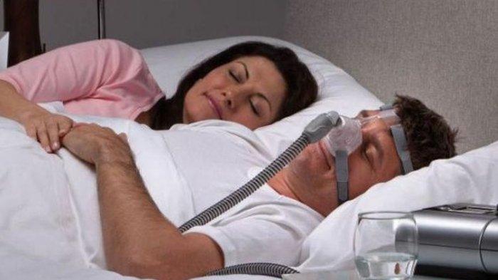 dr. Mustopa Sp.PD Sebut Tetap Menjaga Pola Hidup Sehat untuk Mencegah Sleep Apnea
